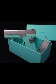 Never thought guns were cute... Untill I saw this one lol!