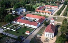 Hotel Schloss Neuhardenberg, D-15320 Neuhardenberg, Landkreis Märkisch-Oderland, Brandenburg. © Stiftung Schloss Neuhardenberg