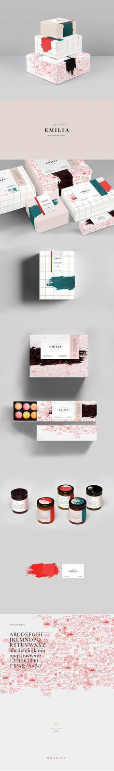 Emilia, It is an artisan bakery. The products are traditional recipes with a very special and personal touch of the chef that is completely different, contrasting the taste of the traditional recipe.