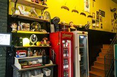 Bar BombShell - Casa Aberta