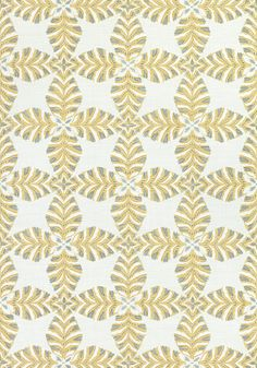 STARLEAF, Yellow, F92970, Collection Paramount from Thibaut