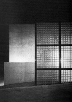 Horiuchi House, Tezukyama, Osaka Japan (1978-79) | Tadao Ando