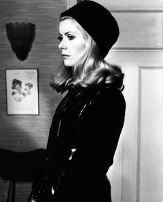Catherine Deneuve in 'Belle de Jour', 1967.