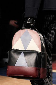 Valentino Fall 2015 Menswear Fashion Show Details