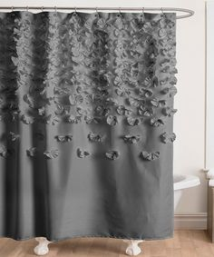 showers & flowers: floral shower curtains under $50 | more vintage