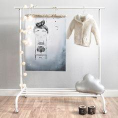 Meet LILU - lovely, nice and extremely ambitious. She teaches children to look for the joy in simple things. #loveAustralia #lilu #anulaki #kidsroomstyling #kidsroomdecor #kidsprintsforgirls #magicprintsforkids #exclusivedecorforkids #exlclusivekidsprints #luxuryforkids #plakatydladziewczynek #plakatydladzieci #woollensweaterforgirl #slavicstyle #girlbraid #cloudcushion #silverleathercushion #kidscloudcushion #kidsclouddecor