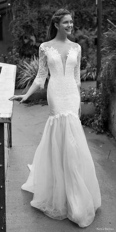 Noya Bridal Aria Wedding Dress Collection for 2016