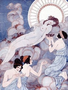 Illustration by Joseph Kuhn Regnier For La Vie Parisienne 1921