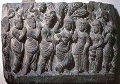 Birth of Siddhartha at Lumbini