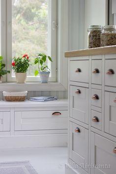 maalaisromanttinen keittiö, upea maalaiskeittiö, kaunis koti