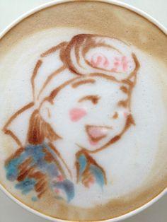 Latte Art Coffee Latte Art, Coffee Milk, I Love Coffee, Coffee Cafe, Creative Food Art, Creative Coffee, Cafe Creme, Thanks A Latte, Coffee World