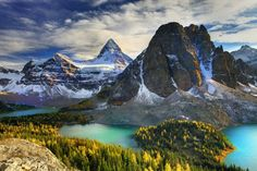 Canada: Beautiful Landscape Photography by Kevin McNeal ~ Love-sepphoras