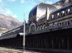 Estación de Canfranc, Huesca - España.