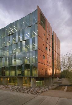 Meinel Optical Sciences Building | richärd+bauer architecture, llc | Archinect