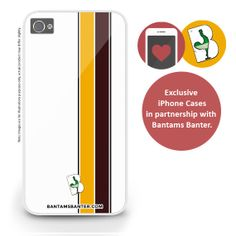 iPhone 4/4S iPhone 5/5S/5C Bantams Banter by AttitudeCases on Etsy, £8.99