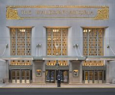 The Waldorf Astoria, New York
