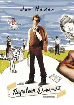 Napolean Dynamite (2004) Jon Heder, Jon Gries, Efren Ramirez