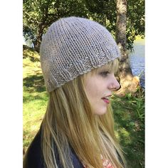 a9ecb8b7a8be0 Owl Beanie 4 sizes Knitting pattern by The Lonely Sea - Heather C Beanie