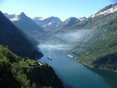 Scandinavian Fjords