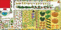 Planning And Organizing, Companion Planting, Edible Garden, Garden Planning, Advent Calendar, Home And Garden, Herbs, Holiday Decor, Plants
