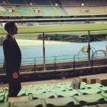 """E' in rotazione radiofonica da oggi, venerdì 19 aprile, il nuovo singolo di Marco Mengoni """"Pronto a correre"""". Il brano è il secondo estratto dall'album, disco d'oro, """"#Prontoacorrere"""" stabile in vetta alle classifiche di vendita dallo scorso 19 marzo.  Il"""