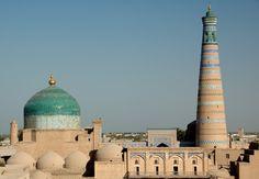 Khiva Itchan Kala - Khiva, Xorazm  Uzbekistan