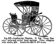 The well-appointed Victorian carriage: lots of good information and visuals here.