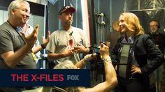 Mira el detrás de cámaras del regreso de 'The X-Files' | Voxpopulix.com #series