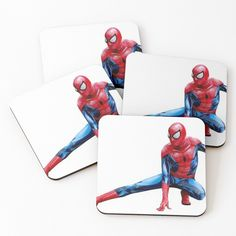 Spiderman Action Figure, Canvas Prints, Art Prints, Action Figures, Coasters, Disney Characters, Fictional Characters, My Arts, Printed