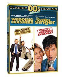 The Wedding Singer/Wedding Crashers