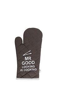 MR GOOD LOOKING OVEN GLOVE