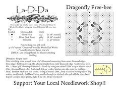 Dragonfly Free-bee - La-D-Da