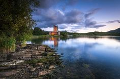Ross Castle Photo by José Afonso -- National Geographic Your Shot