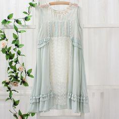 brandy melville floral dress crochet crop top bohemian vestido blanco vestiti vintage vestidos cotton maxi festa tunic mori girl