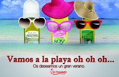 Disfruten del verano con La Española