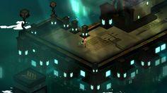 Transistor (sci-fi action rpg) http://supergiantgames.com/
