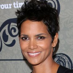 Halle Berry - Short Hairstyles | InStyle UK