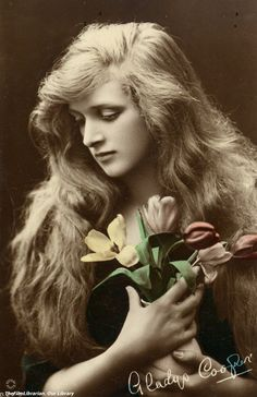 Gladys Cooper (1888-1971) was an English actress whose career spanned seven decades on stage, in films and on television. Beginning on the stage as a teenager in Edwardian musical comedy and pantomime, she was starring in dramatic roles and silent films before the beginning of the First World War. She also became a manager of the Playhouse Theatre from 1917 to 1933. In the 1930s, she was starring steadily both in the West End and on Broadway. She was nominated for three Academy Awards.