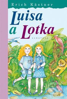 LUISA A LOTKA  Veselý, nevšední příběh dvou devítiletých děvčat, která se náhodně poznají o prázdninách na táboře. Zjistí, že jsou vlastně sestry-dvojčata, která žila po rozvodu rodičů odděleně v jiných městech...