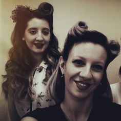 40's Hairstyles!  Making life like fairytale!