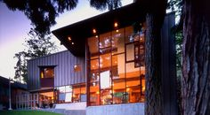 1000 images about olive knoll on pinterest richard neutra israel and architects - Maison davis miller hull partnership ...