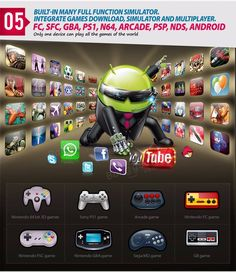 Original Box GPD Q9 16GB RK3288 Quad Core 7 Inch Android 4.4.4 Tablet GamePad