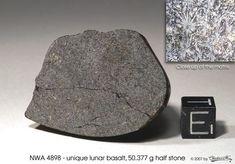 Northwest Africa 4898 - Lunar Meteorite