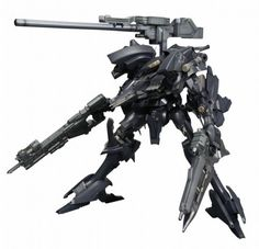 Armored Core Rayleonard 03-Aaliyah (1/72 scale Plastic model)