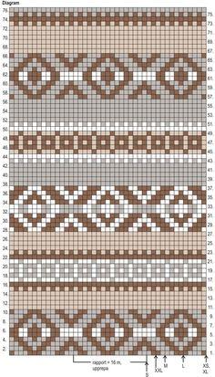 Nordic Yarns and Design since 1928 Tapestry Crochet Patterns, Fair Isle Knitting Patterns, Knitting Charts, Weaving Patterns, Mosaic Patterns, Filet Crochet, Crochet Stitches, Cross Stitch Designs, Cross Stitch Patterns