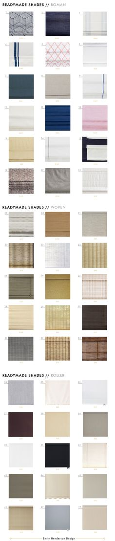 The Best Ready-Made Window Shades