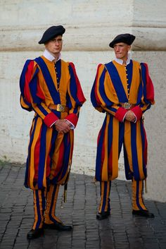 FolkCostume&Embroidery: Overview of the Folk Costumes of Europe, Vatican City, Italy