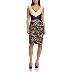 242884fe2ba Hybrid Women s Mayfair Body Con Floral Sleeveless  Dress