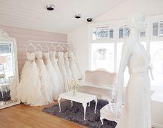 wedding boutique furniture | Paperswan Bride Boutique – Exclusive New Zealand stockist of Stewart ...