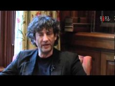 Gaiman on Copyright Piracy and the Web
